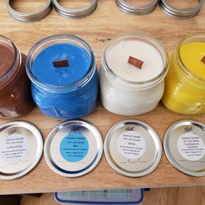 Candles & Wax Melts